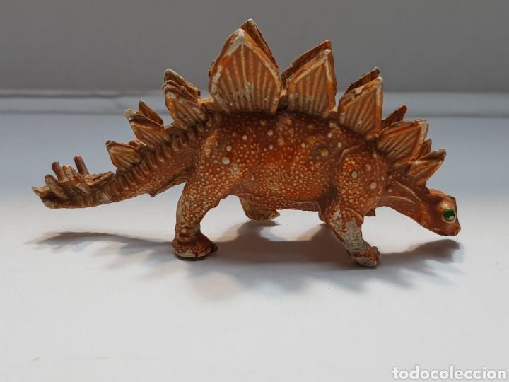 Figuras de Goma y PVC: Figura Dinosaurio Lafredo goma muy difícil - Foto 2 - 158536500
