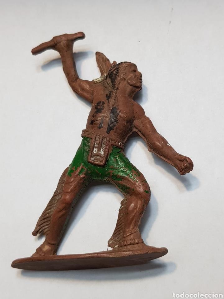 FIGURA INDIO GOMA TEIXIDO (Juguetes - Figuras de Goma y Pvc - Teixido)