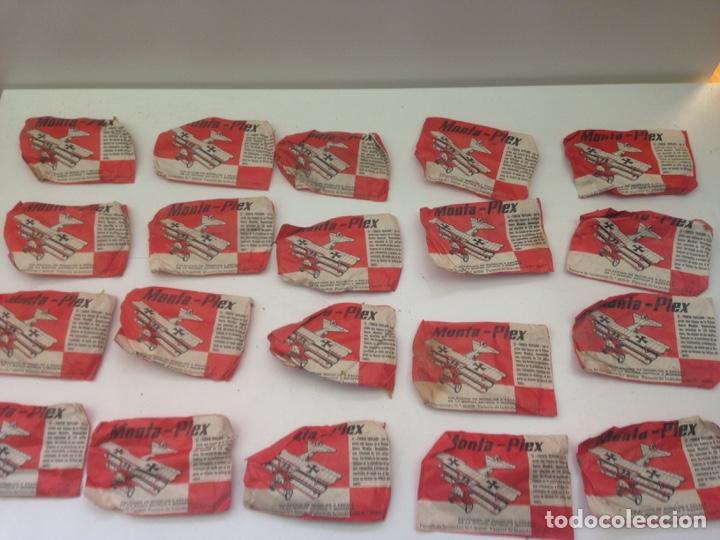Figuras de Goma y PVC: ANTIGUOS MONTAPLEX COLECCIÓN DE MODELOS A ESCALA DE LA MARINA ANTIGUA Y MODERNA - Foto 2 - 158596836