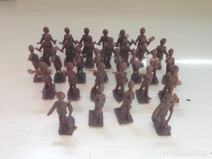 BANDA GUARDIA REAL INGLESA - MONTAPLEX (Juguetes - Figuras de Goma y Pvc - Montaplex)