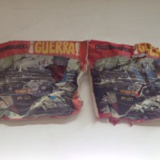 Figuras de Goma y PVC: LOTE MONTAPLEX DESEMBARCÓ GUERRA AÑOS 70. Lote 158619425