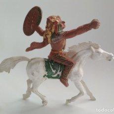 Figuras de Goma y PVC: FIGURAS INDIO LAFREDO 130 MM. Lote 158757166