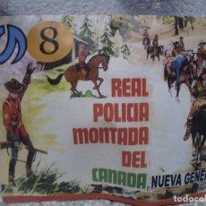 Figuras de Goma y PVC: SOBRE SORPRESA DE MONTAPLEX CERRADO. Lote 158792134