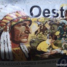 Figuras de Goma y PVC: SOBRE SORPRESA DE MONTAPLEX CERRADO. Lote 158792306