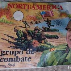 Rubber and PVC Figures - MONTAPLEX GRUPO DE COMBATE NORTEAMERICA - 158817850