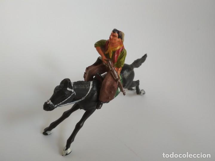 FIGURAS VAQUERO REAMSA GOMA (Juguetes - Figuras de Goma y Pvc - Reamsa y Gomarsa)