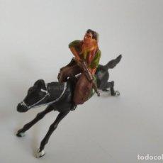 Figuras de Goma y PVC: FIGURAS VAQUERO REAMSA GOMA. Lote 158819682