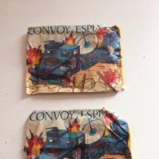 Figuras de Goma y PVC: LOTE CONVOY ESPÍA AÑOS 60. Lote 158873601