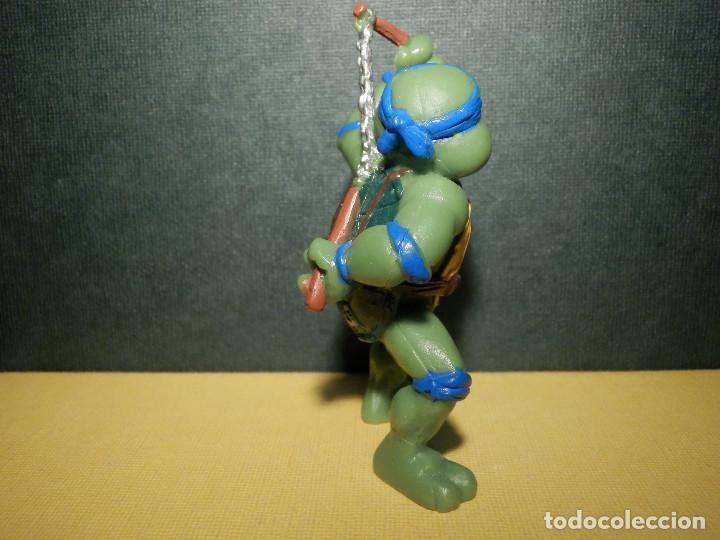 Figuras de Goma y PVC: FIGURA GOMA Ó PVC - PERSONAJE DE DIBUJOS Y CARICATURAS - Tortugas Ninja - - Foto 2 - 158883466
