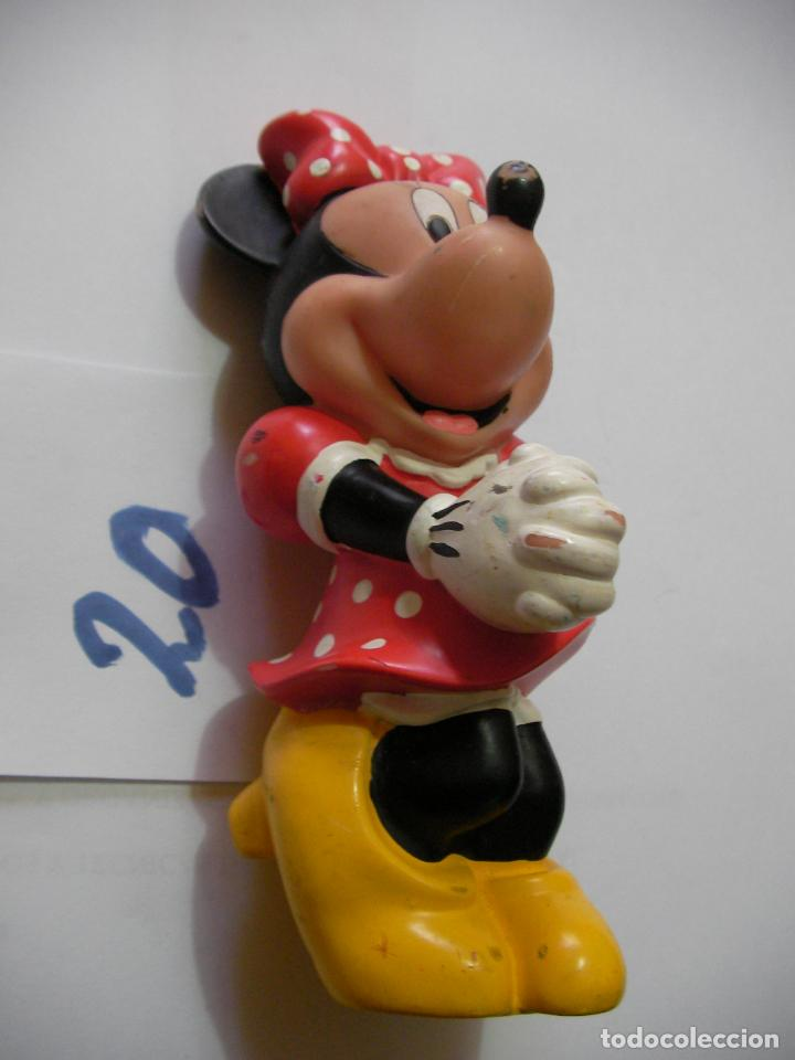 FIGURA DE GOMA O PVC DIBUJOS ANIMADOS MINNIE (Juguetes - Figuras de Goma y Pvc - Otras)