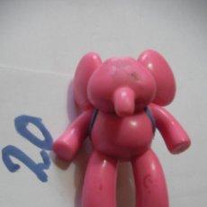 Figuras de Goma y PVC: FIGURA DE GOMA O PVC DIBUJOS ANIMADOS - ENVIO INCLUIDO A ESPAÑA. Lote 159032422
