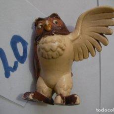 Figuras de Goma y PVC: FIGURA DE GOMA O PVC DIBUJOS ANIMADOS - ENVIO INCLUIDO A ESPAÑA. Lote 159033038