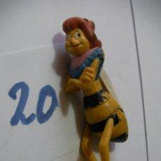 Figuras de Goma y PVC: FIGURA DE GOMA O PVC DIBUJOS ANIMADOS ABEJA MAYA. Lote 159033106