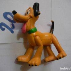 Figuras de Goma y PVC: FIGURA DE GOMA O PVC DIBUJOS ANIMADOS PLUTO - ENVIO INCLUIDO A ESPAÑA. Lote 159033438