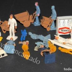 Figuras de Goma y PVC: LOTE VARIADO DE FIGURAS A IDENTIFICAR. Lote 159109994