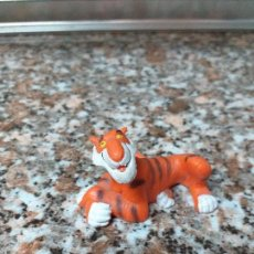 Figuras de Goma y PVC: FIGURA SHERE KHAN BULLY WEST GERMANY 1984 WALT DISNEY PRODUCTIONS. Lote 159161282