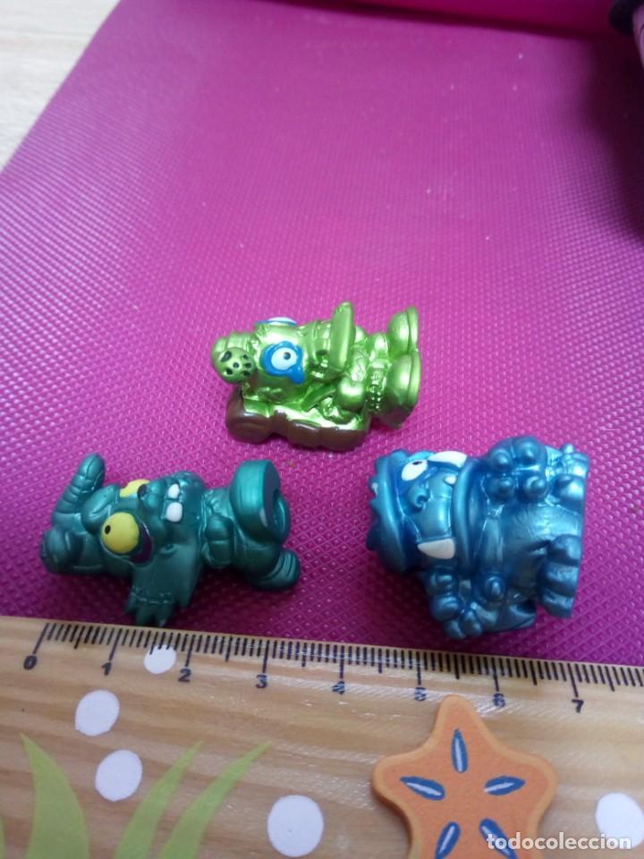 Figuras de Goma y PVC: LOTE TRES ZOMLINGS DE LA CAJAS ESPECIALES DE COLECCIONISTAS - Foto 3 - 159166038