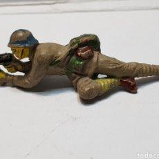 Figuras de Goma y PVC: FIGURA GOMA JECSAN PUENTE SOBRE EL RÍO KWAI K112. Lote 159439122