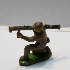 Figuras de Goma y PVC: FIGURA GOMA JECSAN PUENTE SOBRE EL RÍO KWAI KA09. Lote 159439656