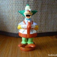 Figuras de Goma y PVC: FIGURA SIMPSON AJEDREZ. KRUSTY EL PAYASO. MATT GROENING. 2001 FOX . Lote 159469822