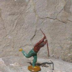 Figuras de Goma y PVC: REAMSA COMANSI PECH LAFREDO JECSAN TEIXIDO GAMA. Lote 159502318