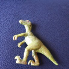 Figuras de Goma y PVC: FIGURA DANONE JURASSIC PARK - PARQUE JURÁSICO - VELOCIRAPTOR - DINOSAURIO . Lote 159509510