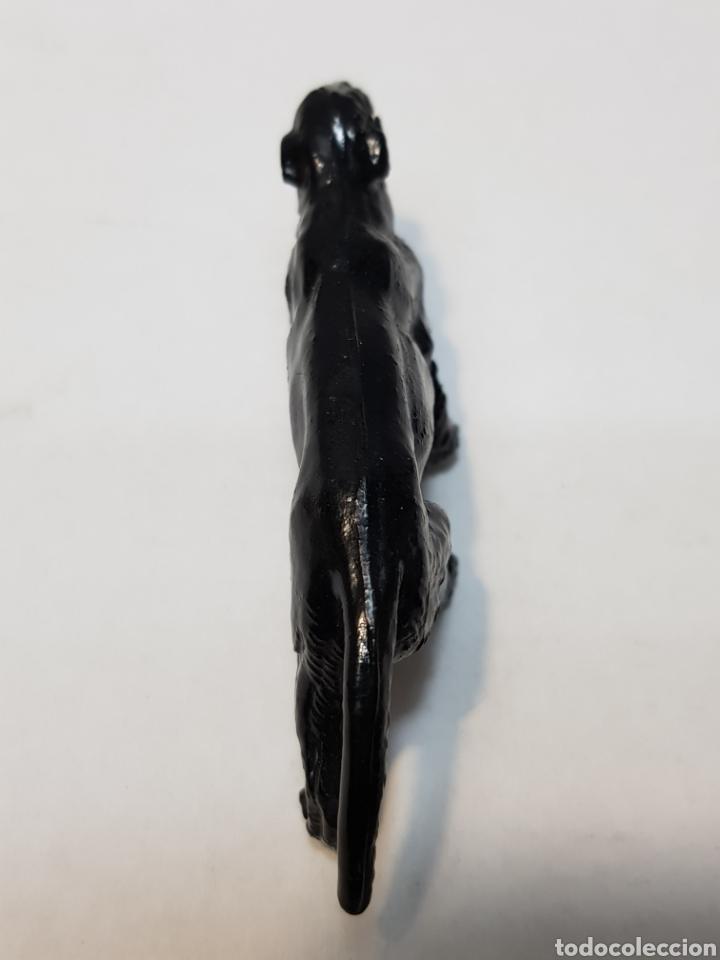 Figuras de Goma y PVC: Figura Pantera Negra Circo Jecsan impecable - Foto 3 - 159560176