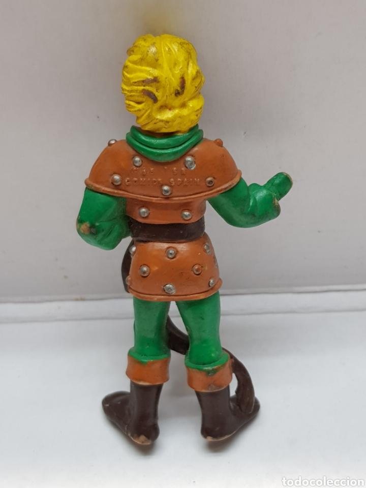Figuras de Goma y PVC: Figura goma Hank el arquero de Dragones y Mazmorras Cómics Spain - Foto 2 - 159581132