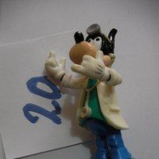 Figuras de Goma y PVC: FIGURA DE GOMA O PVC DIBUJOS ANIMADOS - ENVIO INCLUIDO A ESPAÑA. Lote 159635142