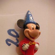 Figuras de Goma y PVC: FIGURA DE GOMA O PVC DIBUJOS ANIMADOS MICKEY - ENVIO INCLUIDO A ESPAÑA. Lote 159635314