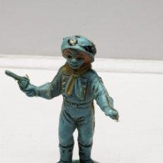 Figuras de Goma y PVC: FIGURA CABO RUSTY COMANSI. Lote 159663964