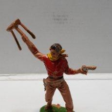 Figuras de Goma y PVC: FIGURA COMANSI SERIE OESTE. Lote 159664136
