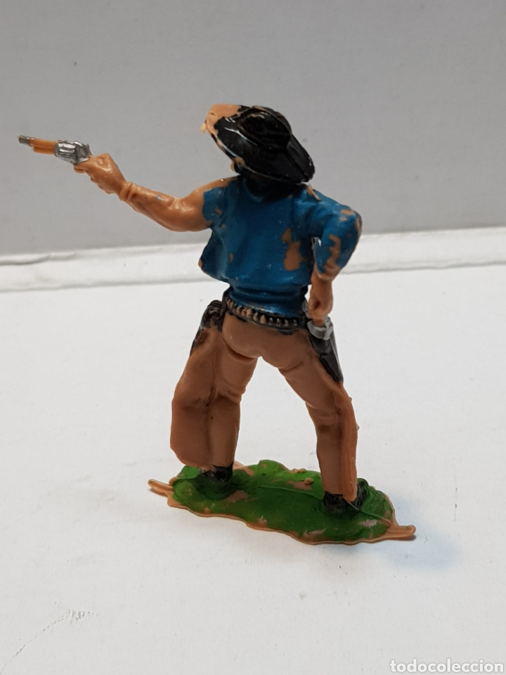 Figuras de Goma y PVC: Figura Vaquero Sotorres - Foto 2 - 159667701