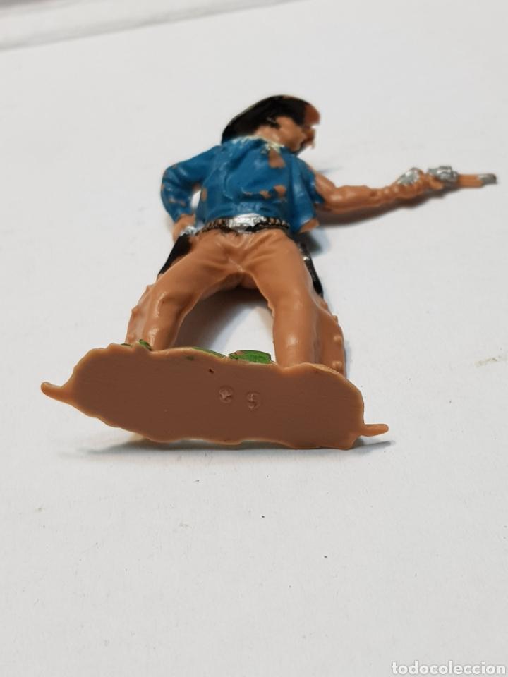 Figuras de Goma y PVC: Figura Vaquero Sotorres - Foto 4 - 159667701