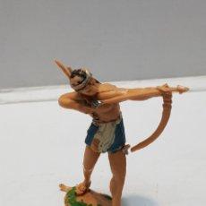 Figuras de Goma y PVC: FIGURA INDIO SOTORRES. Lote 159667902