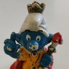 Figuras de Goma y PVC: FIGURA DE PVC , LOS PITUFOS , MARCA SCHLEICH. Lote 159747338
