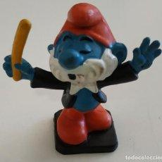 Figuras de Goma y PVC: FIGURA DE PVC , LOS PITUFOS , MARCA SCHLEICH. Lote 159747546
