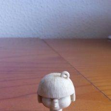 Figuras de Goma y PVC: FIGURA DUNKIN SERIE CABEZONES.. Lote 159774261