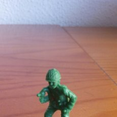 Figuras de Goma y PVC: FIGURA DUNKIN SERIE SOLDADOS. Lote 159784489