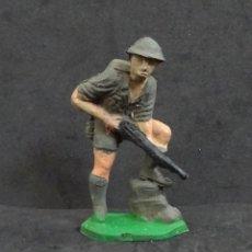 Figuras de Goma y PVC: COMANSI INGLES GOMA FIGURA 3. Lote 159880158