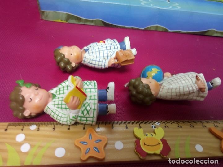 Figuras de Goma y PVC: LOTE TRES BESSONES MELLIZAS MARCA YOLANDA - Foto 3 - 159940882