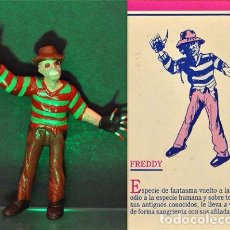 Figuras de Goma y PVC: FIGURA DE FREDDY KRUGUER. Lote 159977074