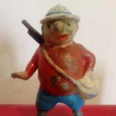 Figuras de Goma y PVC: FIGURA PERSONAJE LA FAMILIA ULISES. Lote 159996854