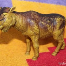Figuras de Goma y PVC: FIGURA ANIMAL, VACA, ALCE, ETC. Lote 160020942