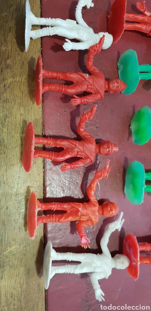 Figuras de Goma y PVC: Figuras comansi thunderbirds - Foto 3 - 160100725
