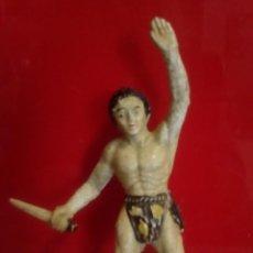 Figuras de Goma y PVC: FIGURA DE TARZAN JECSAN . Lote 160145358