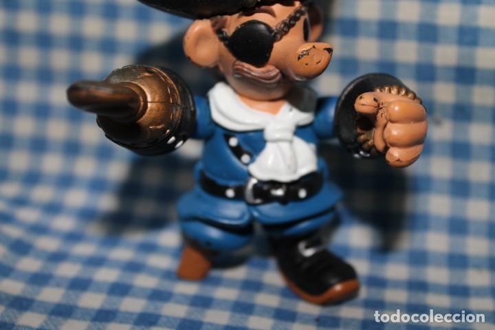 Figuras de Goma y PVC: pequeña figura de pirata - Foto 3 - 160165034