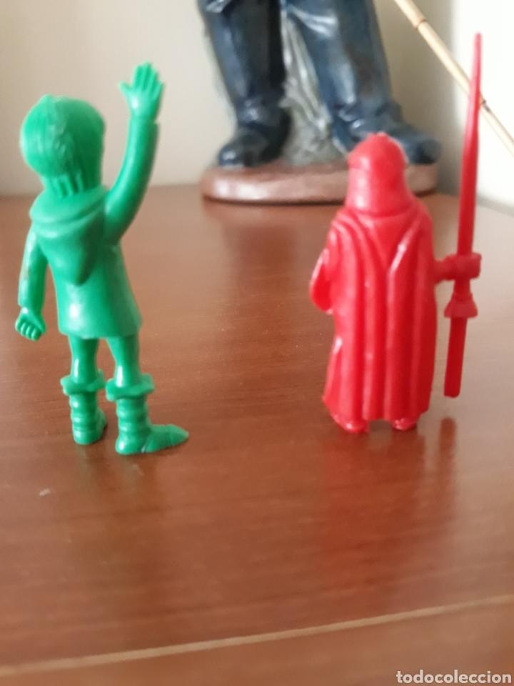 Figuras de Goma y PVC: FIGURAS DUNKIN PEQUEÑO CID - Foto 2 - 160272464