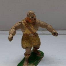 Figuras de Goma y PVC: FIGURA GOMA VIKINGO SERIE CAPITÁN TRUENO DE JIN. Lote 160299085