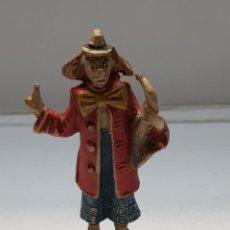Figuras de Goma y PVC: FIGURA PAYASO GOMA CIRCO JECSAN PRIMERA GENERACIÓN. Lote 160299458